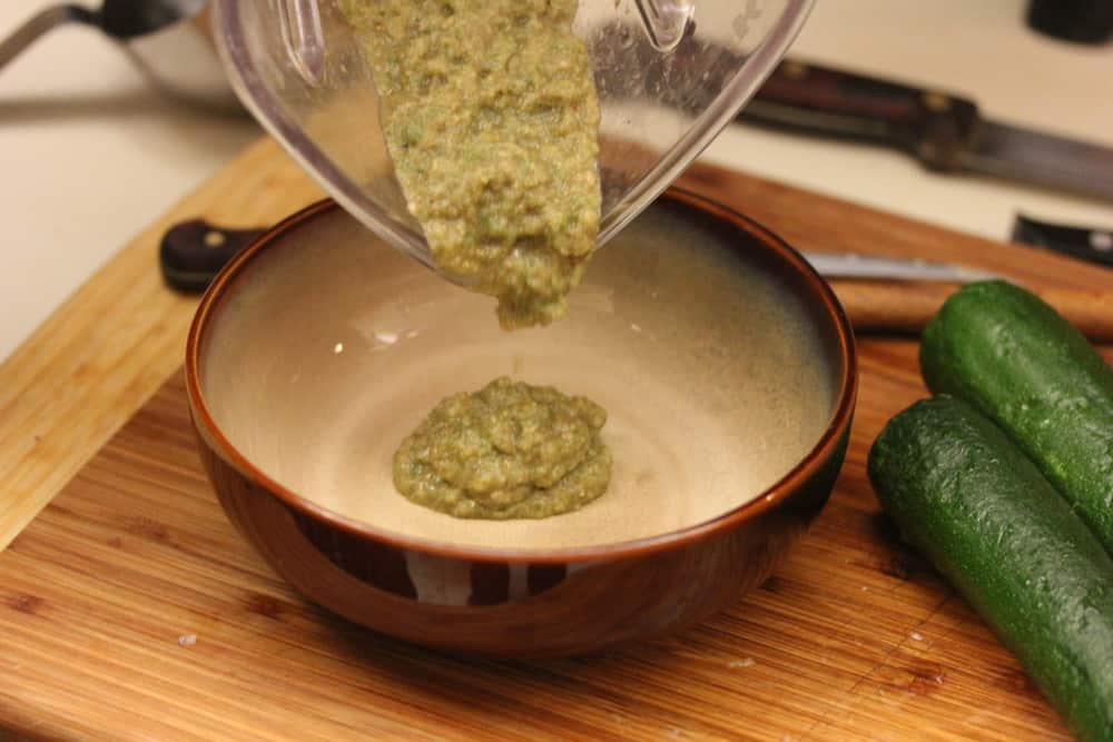 The green curry paste is what makes this dish sing!