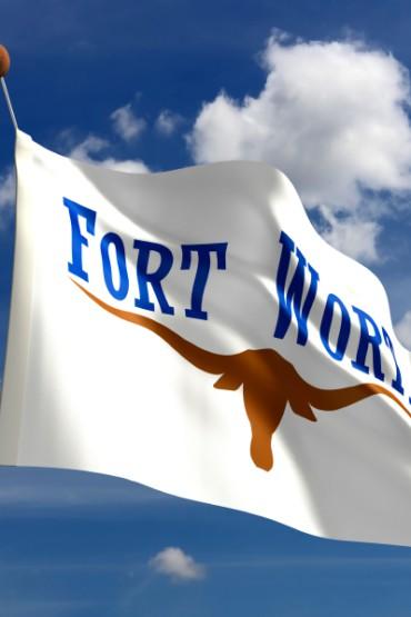 Fort Worth Flag