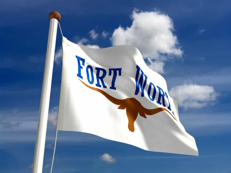 Fort Worth Flag