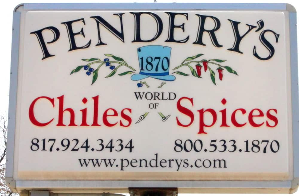 Pendery's:  A Place to behold.