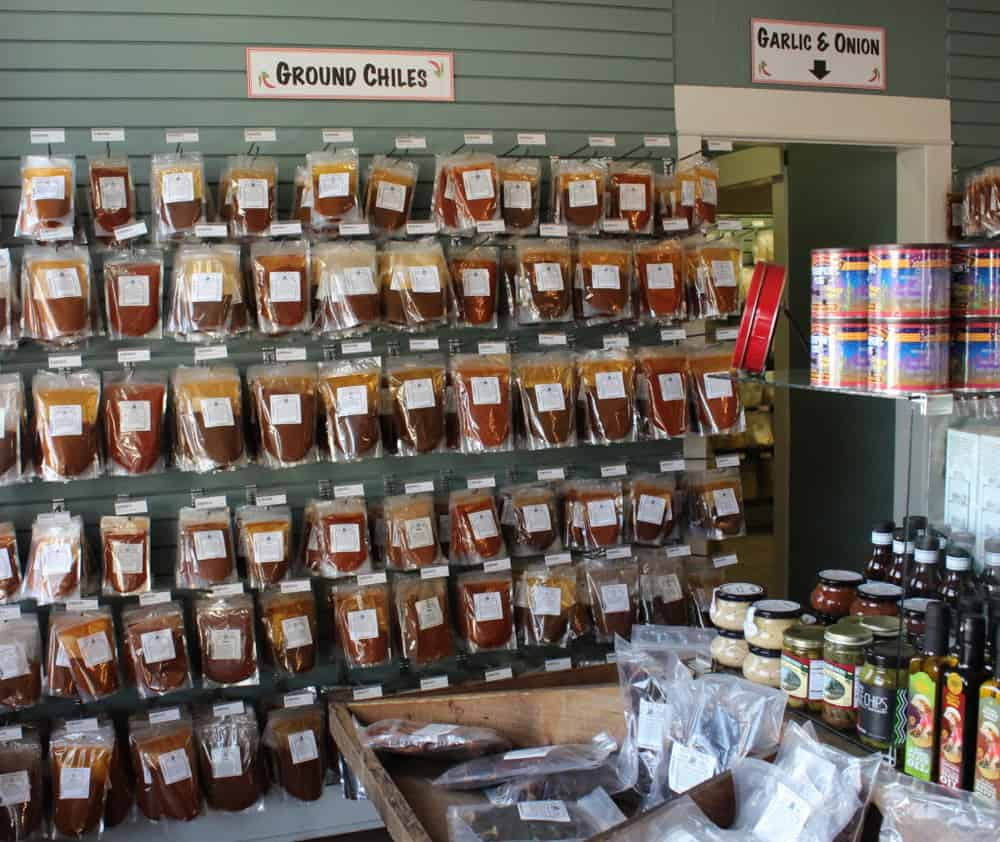 The largest selection of just chili powder...anywhere!