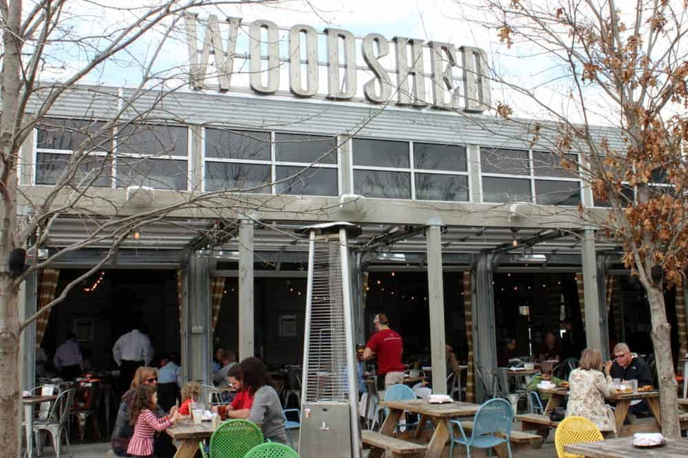 Tim Love's Woodshed Smokehouse, Fort Worth, TX