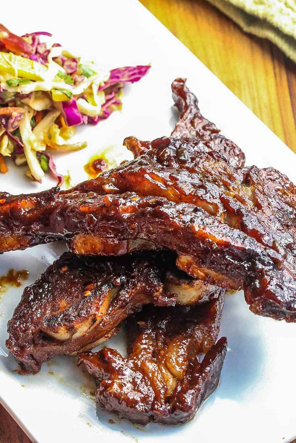 Asian Braised Short Ribs How To Feed A Loon