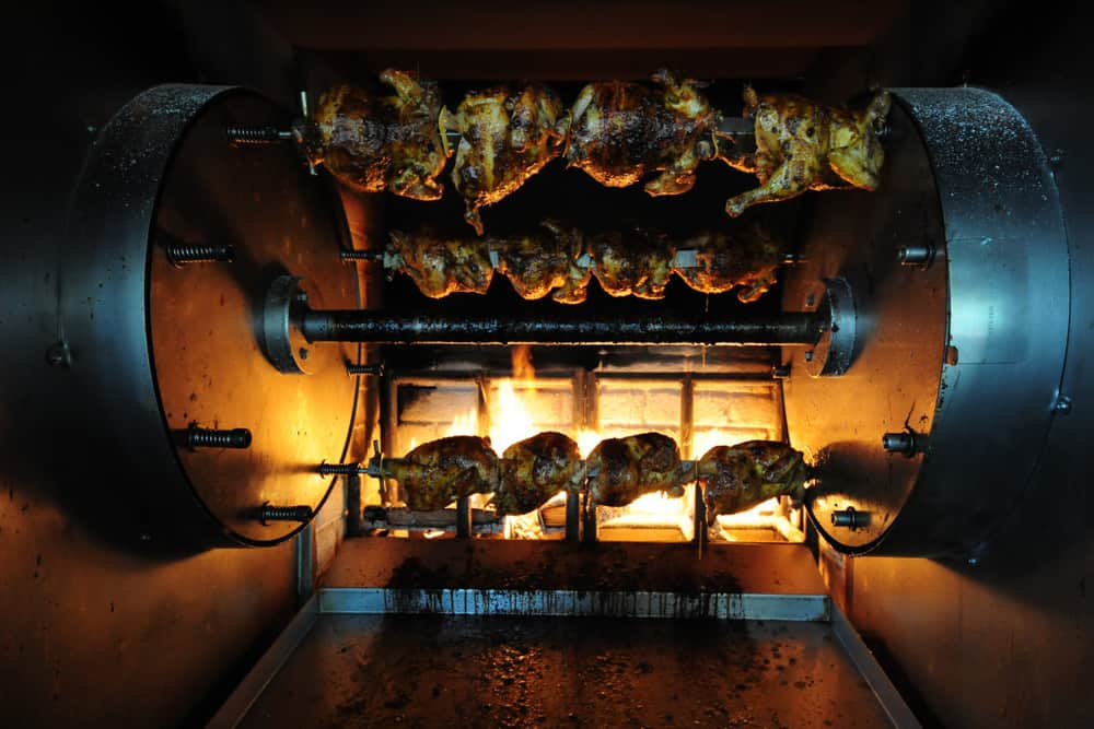 Awesome Rotisserie