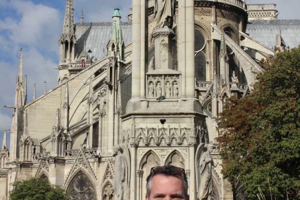 Notre Dame is impressive beyond words