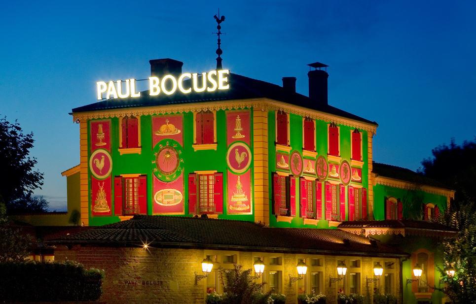 Restaurant Bocuse  Ef Bf Bd Lyon