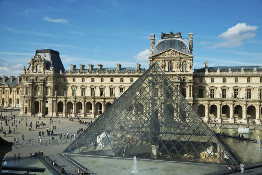 To say The Louvre was impressive would be the greatest understatement of all time