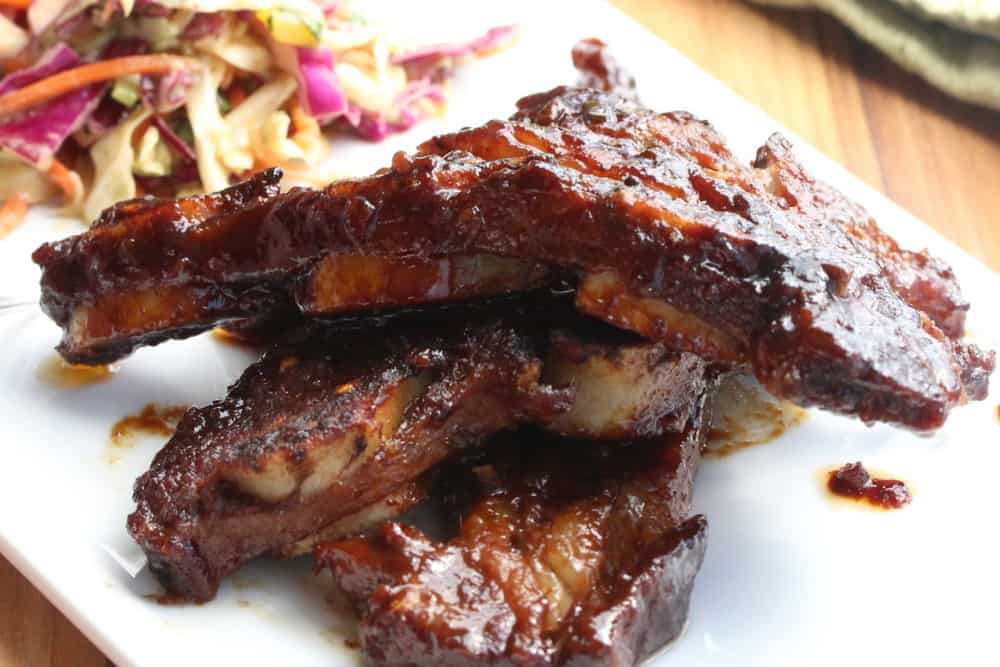 Asian Braised Short Ribs - How To Feed A Loon
