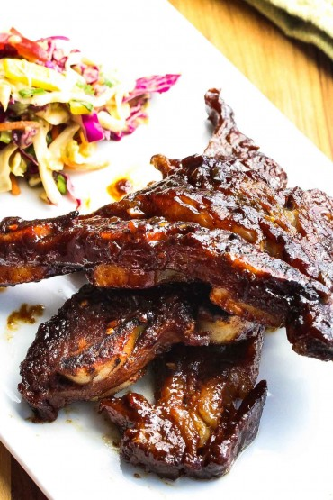 Asian Short Ribs recipe