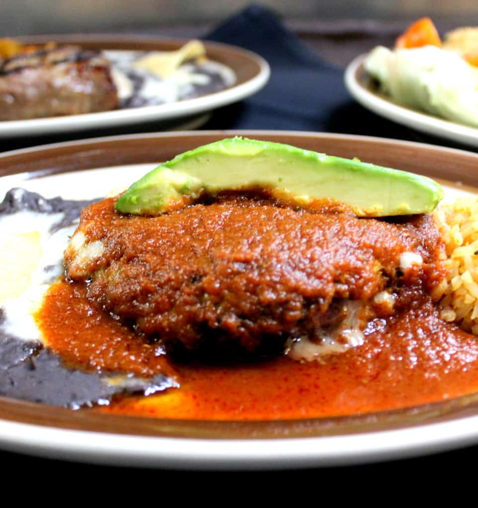 Filete Cantinflas