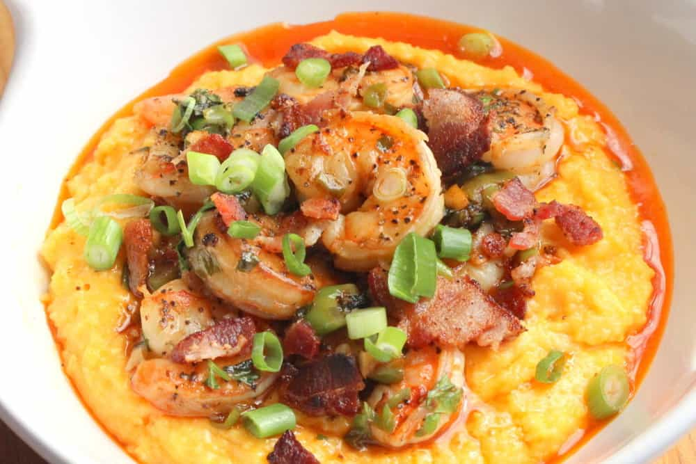 grits cajun shrimp and grits shrimp and grits recipe food shrimp and ...