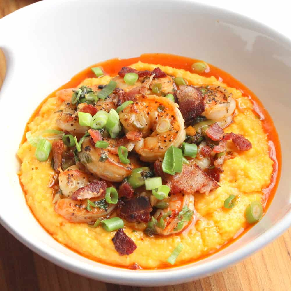 Shrimp And Grits Recipes — Dishmaps