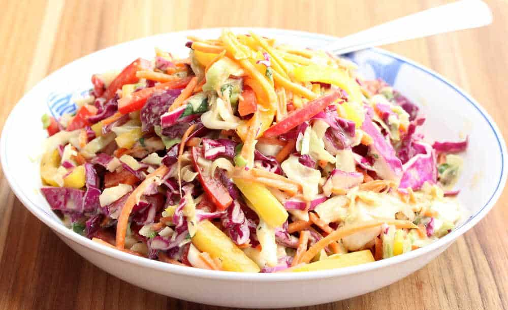 Amazing Asian Slaw