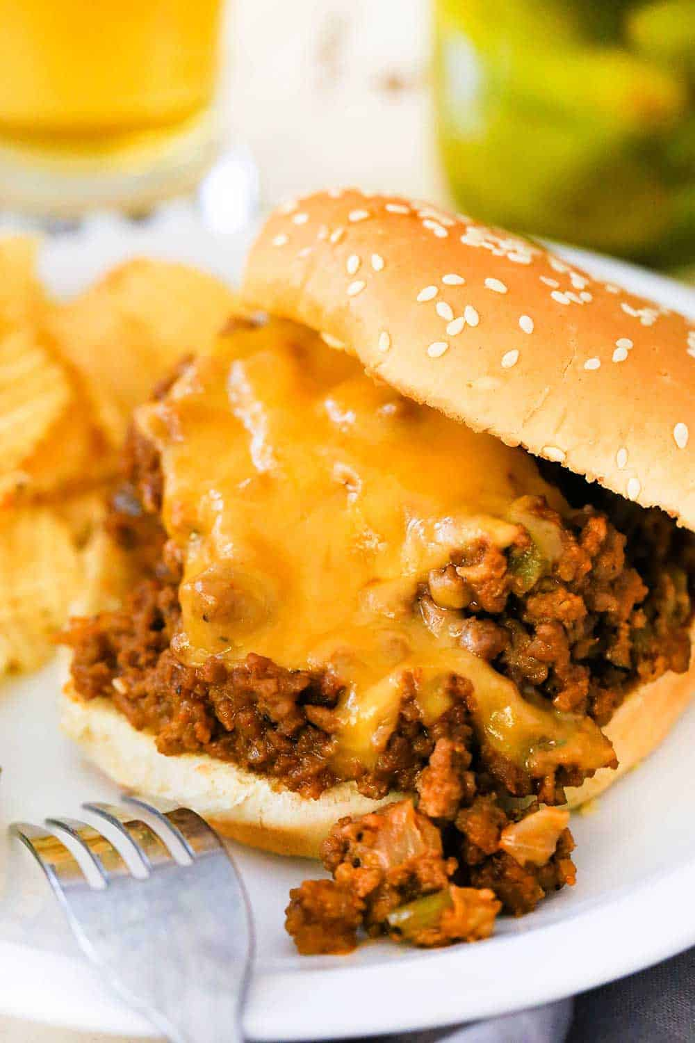 Slammin' Sloppy Joes