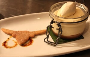 Butterscotch Pudding, Salted Caramel.