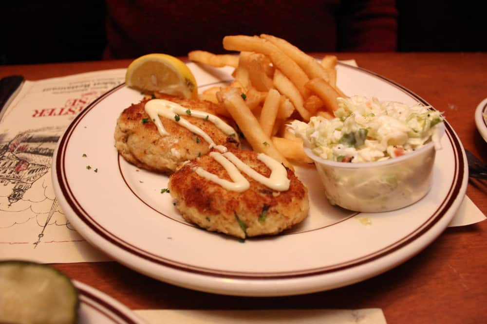 Killer good Lump Crab Cakes