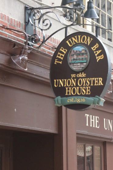 Union Oyster House - Boston