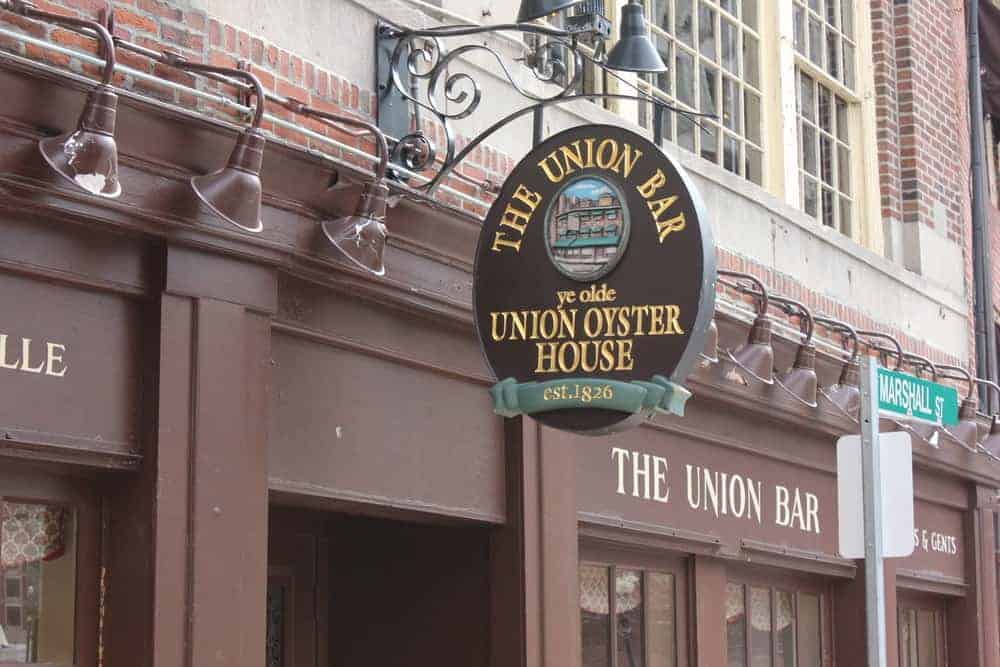 Union Oyster House - Boston