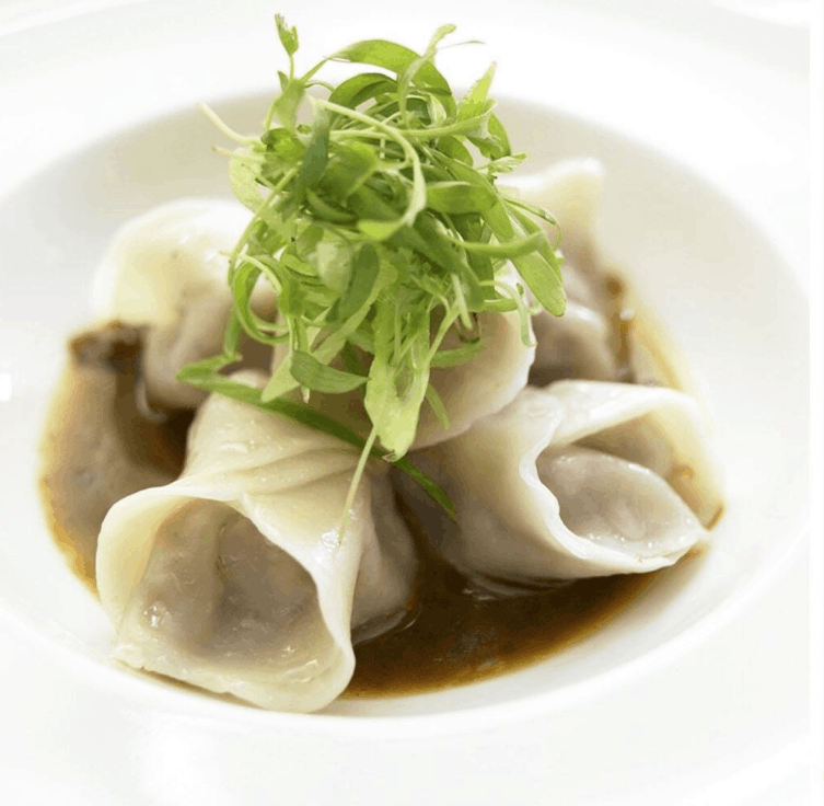 Japanese Wagyu Beef Dumplings...what else is there to say?