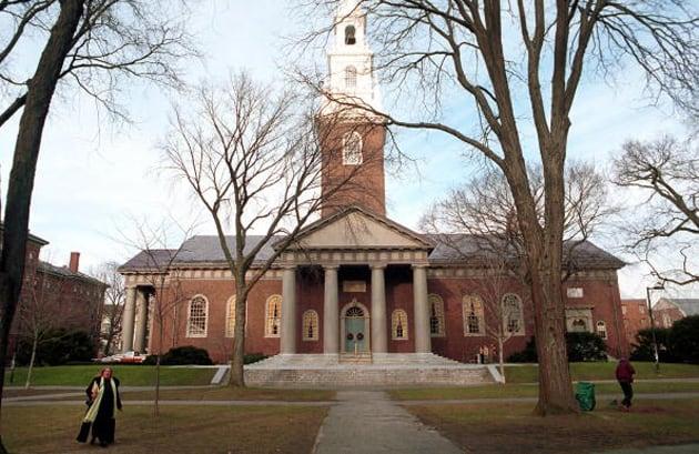 Historic Harvard University