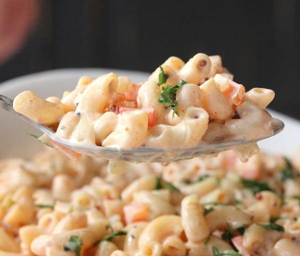 Cajun Pasta Salad