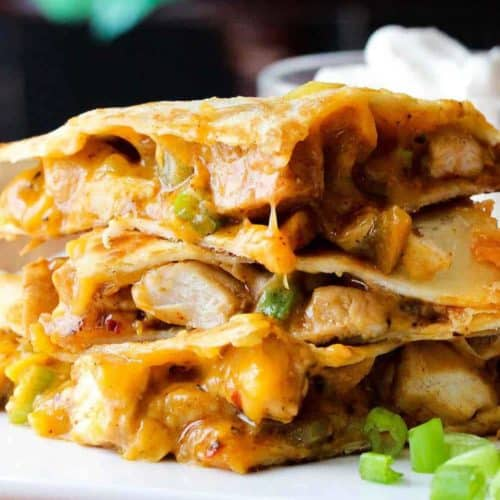 The Art Of Making The Perfect Chicken Quesadilla How To Feed A Loon