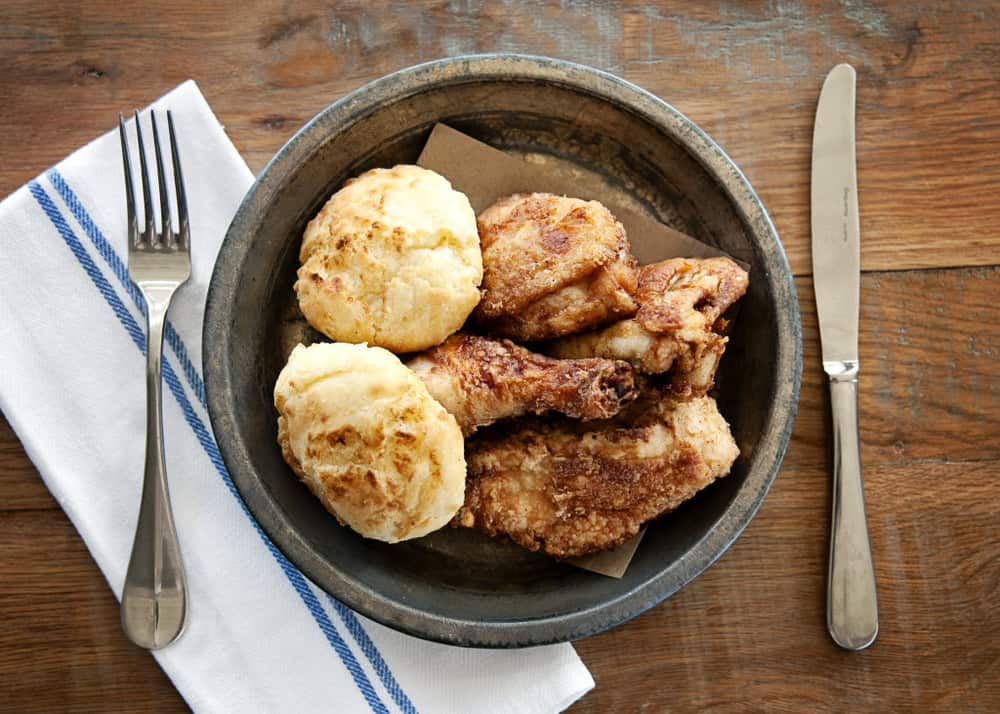 Watershed Best Fried Chicken