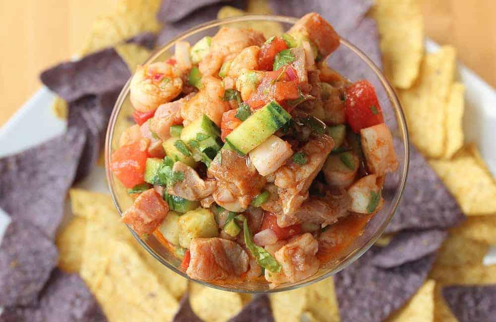 Seaside Ceviche