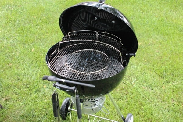"Weber 22"" Kettle Master-Touch"