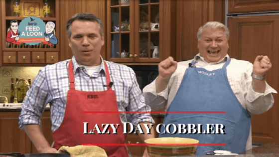How to Make Lazy Day Cobbler