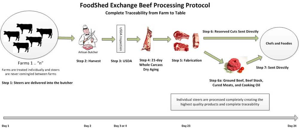 FSX Beef Processing Protocol