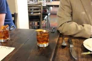 Gunshow Toasted Old Fashioned