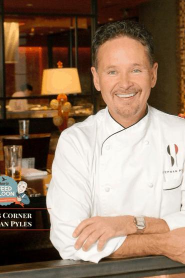 Chef's Corner Stephan Pyles