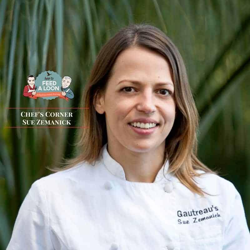 Chef's Corner Sue Zemanick