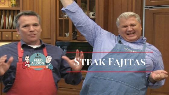 Authentic Steak Fajitas