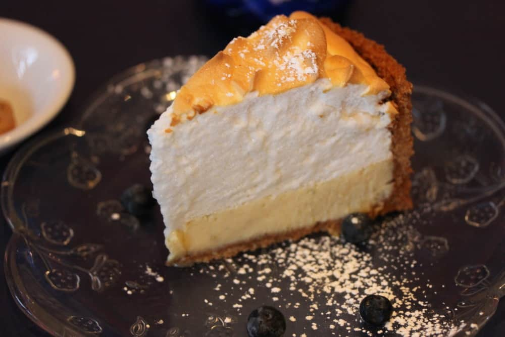 Smoke Merengue Pie