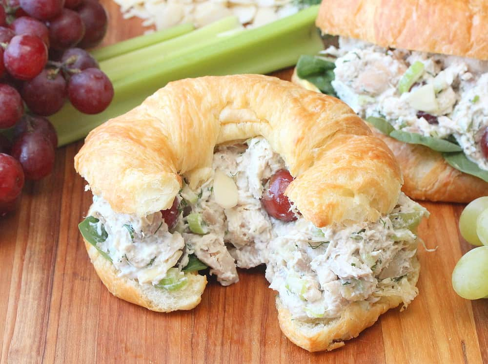 Best-Ever Chicken Salad - How To Feed A Loon