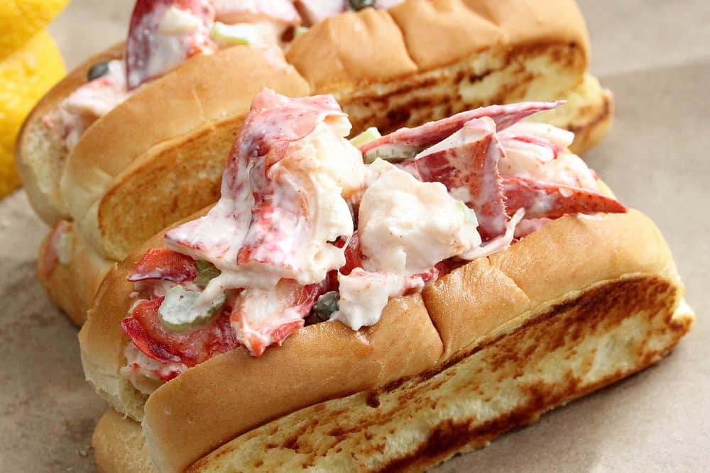 Incredible Lobster Roll - How To Feed A Loon