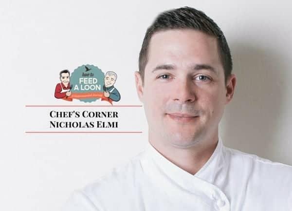 Chef's Corner Nicholas Elmi