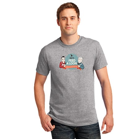 T-shirt-grey-front