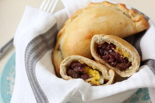 Beef Short Rib Empanada