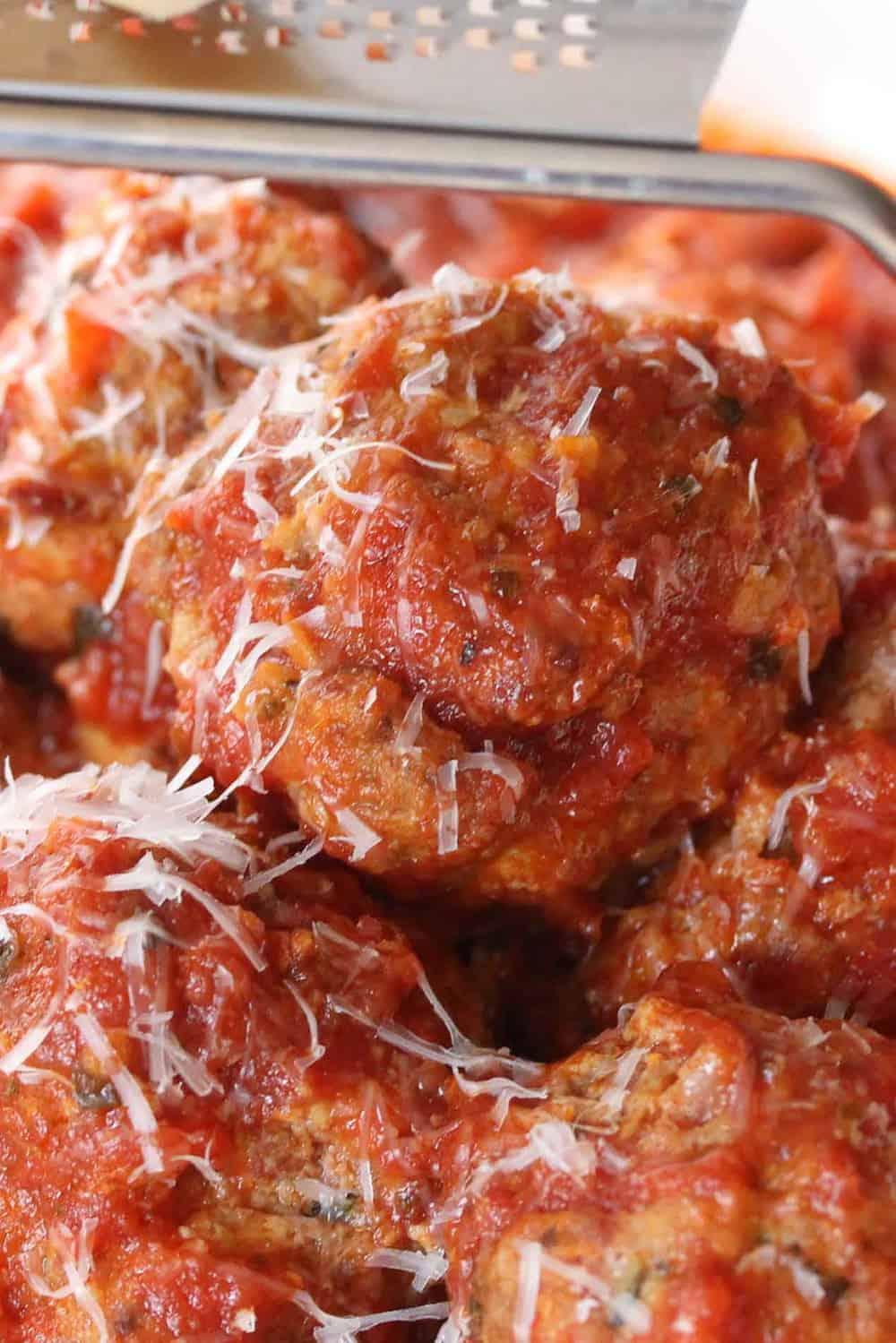 Old fashioned italian meatball recipe 4