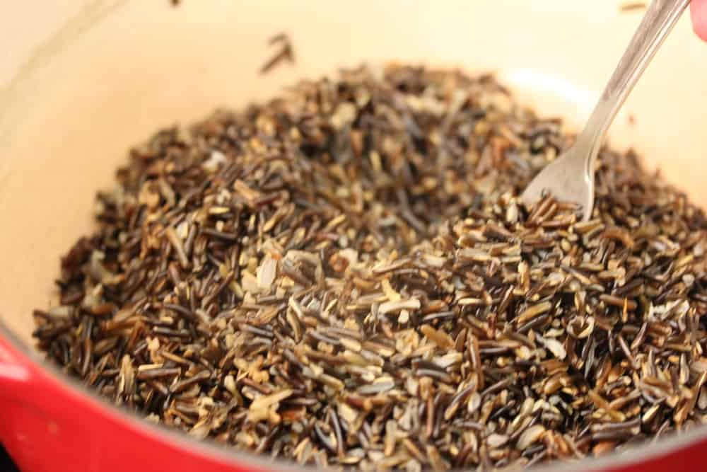 Your In Good Hands >> Wild Rice with Cherries and Pecans | How To Feed A Loon