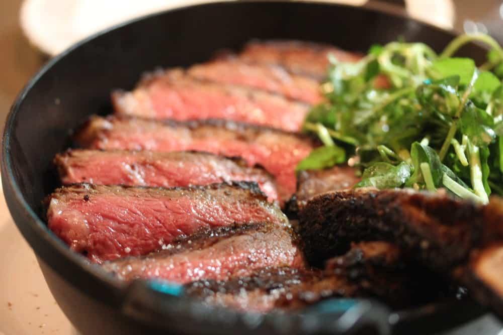 Dry-Aged Ribeye Cowboy Steak
