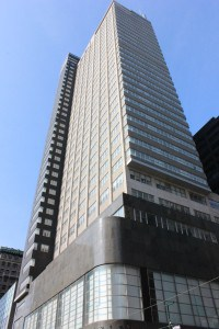 The 2nd skyscraper built in the U.S.