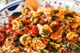 Shrimp Fra Diavolo recipe