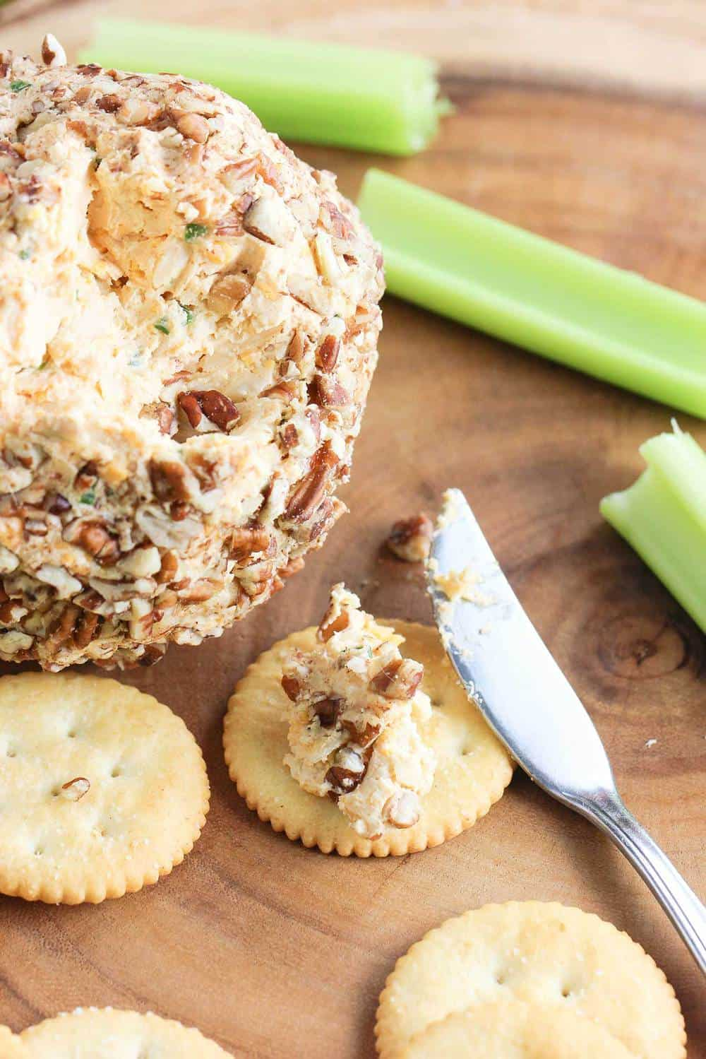 Classic Cheese Ball Recipe