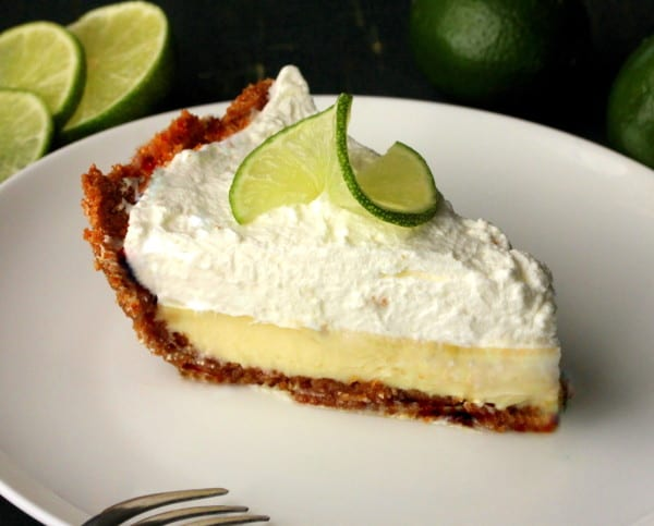 Incredible Key Lime Pie