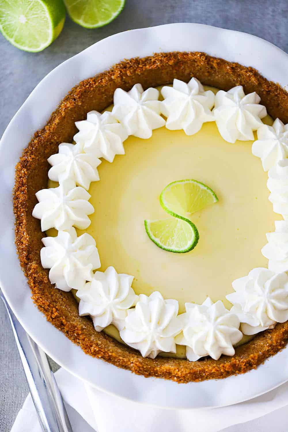 Incredible Key Lime Pie recipe