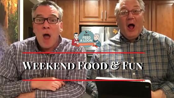 Weekend Food & Fun: Clocks!